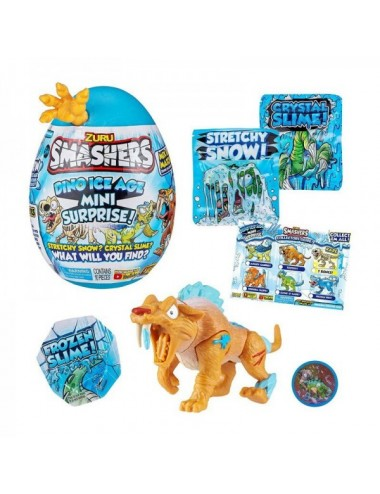 PUZZLE BABY - ANIMALES POLO NORTE
