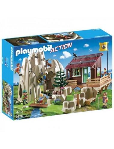 Refugio Para Escaladores Playmobil 9126
