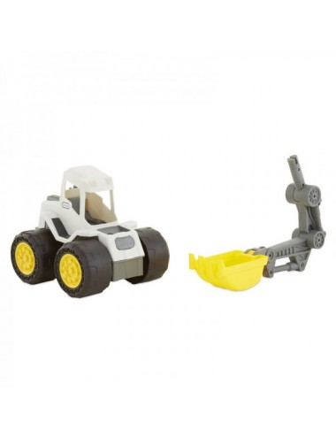 CAMION CORREPASILLOS COLOR ROSA CON 10 BLOCKS