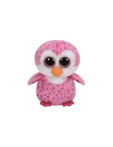Beanies Boos Penguin Pink 15 Cm