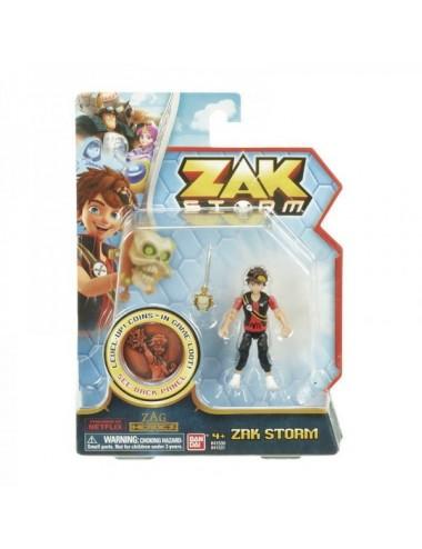 Zak Storm Figuras