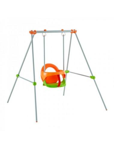 Columpio De Metal Baby Swing 120Cm