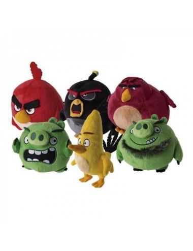 Peluche Angry Birds 12 Cm