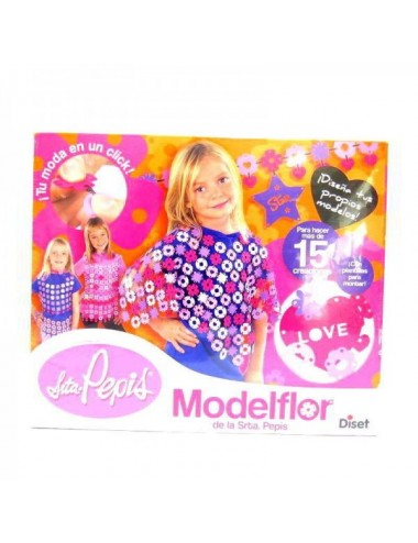 Model Flor De La Srta Pepis Pink