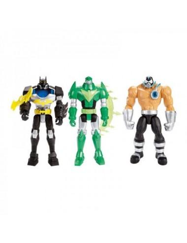 Batman Figura Deluxe Mechs Vs Mutants