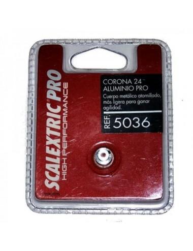 Scalextric Corona 24 Aluminio Pro 5036