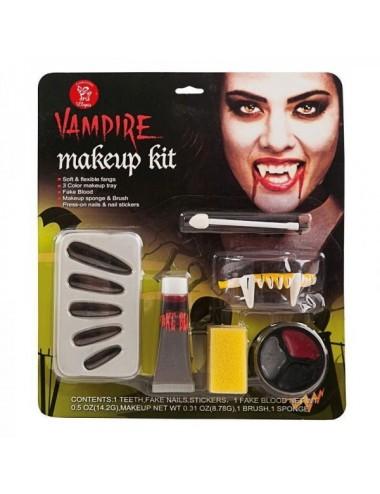 Maquillaje Vampira