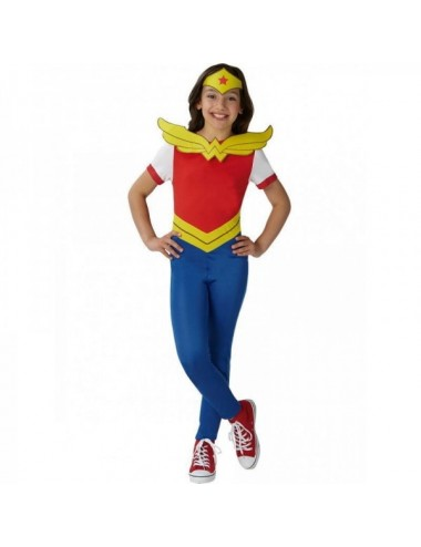 Super Hero Girl Disfraz Wonder Woman TL