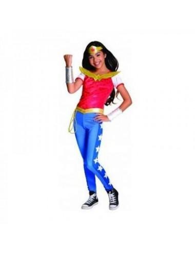 Super Hero Girl Disfraz Wonder Woman TM