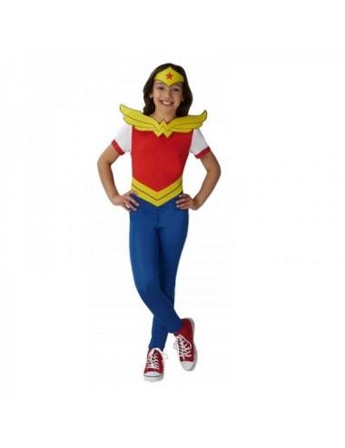 Super Hero Girl Disfraz Wonder Woma TXl
