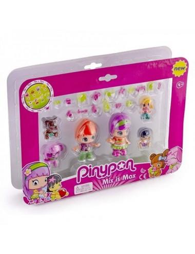 Pack Figuras Y Bebes Pinypon