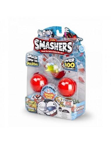 Pack 3 Figuras Smashers