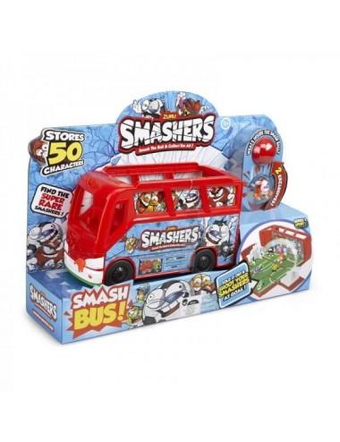 Smashers Team Bus Football