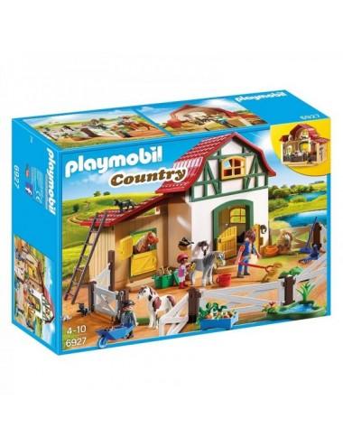 La Granja De Ponis De Playmobil Country