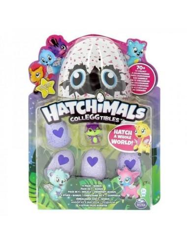 Hatchimals Coleccionable Pack 4