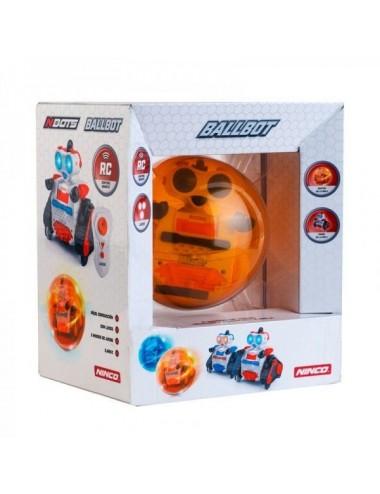 Robot Ball Bot Naranja