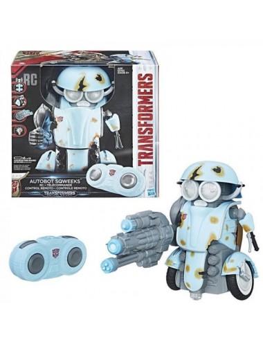 Transformers 5 Squeeks Radio Control