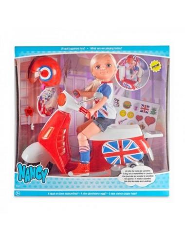 Muñeca Nancy Una Aventura Por Londres