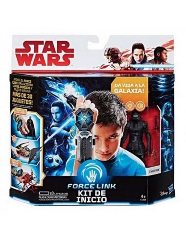Star Wars E8 Force Link Kit De Inicio