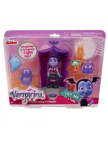 Vampirina Amigos Glowtasticos Playset