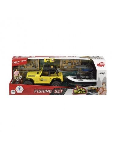 PlaylifeSet De Pesca Jeep Xl