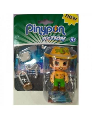 Pinypon Action Aventurero