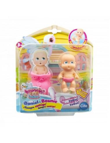 Bouncin Babies Recién Nacido Rosa