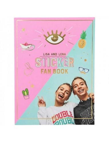 J1MO71 FanStickerBook