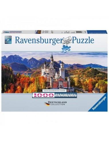Puzzle Castillo Neuschwanstein Bavaria