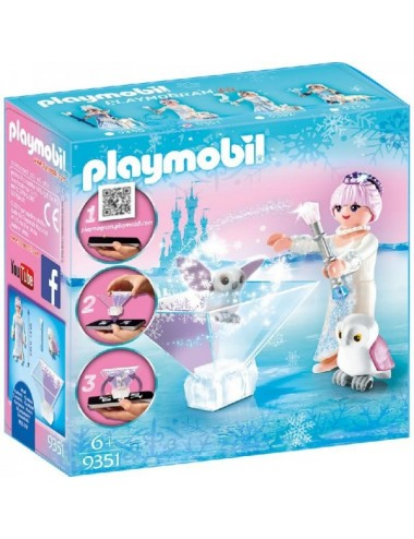 Princesa Flor de Hielo Playmobil 9351