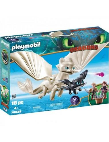 Set De Juego Furia Diurna Playmobil 7003