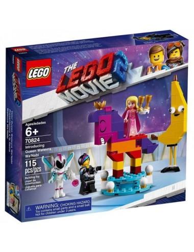 Lego Presenta La Reina Watevra Wa´Nabi