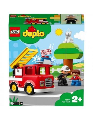 Camion De Bomberos Lego Duplo