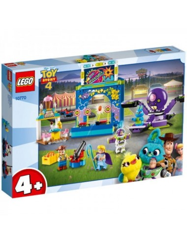 Buzz Y Woody Locos Por La Feria Lego Toy