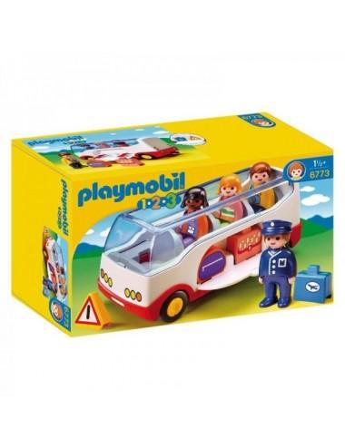 Autobus + Figuras Con Accesorios De Play
