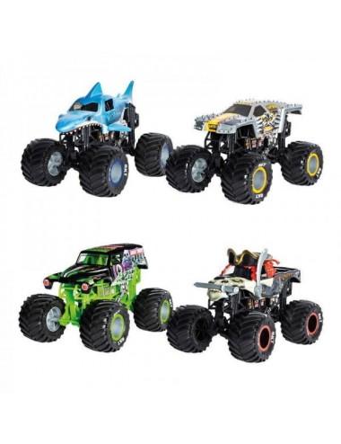 Monster Jam Vehiculo Diecast 1:24