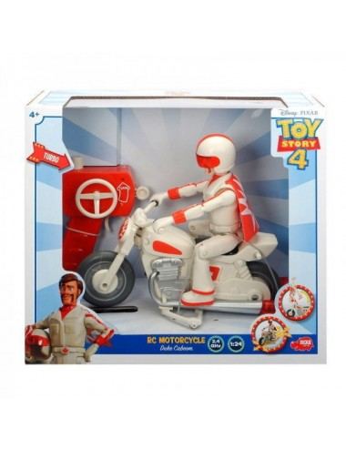 Rc Toy Story Moto Canuck 1:24