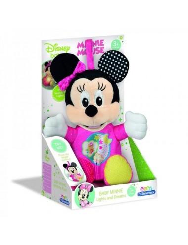 Baby Minnie Peluche Luces Y Sonidos