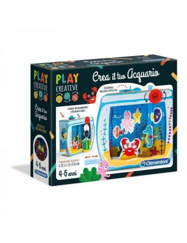Playcreative  Acuario Creativo En El Fo
