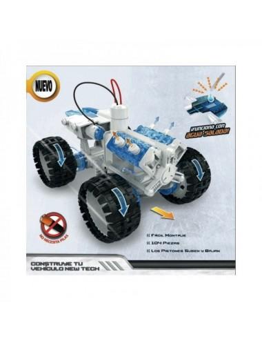 Xtrem Bots  Construye Tu Vehiculo New T