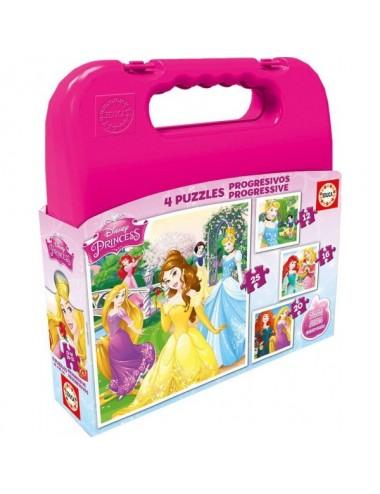 Princesas Disney Maletín Progresivo