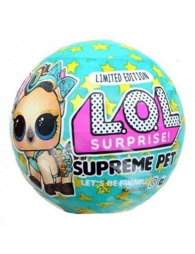 Lol Surprise  Supreme Pet Limit Edition