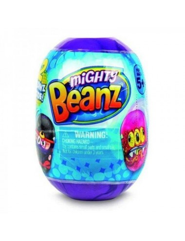 Mighty Beanz Serie 1