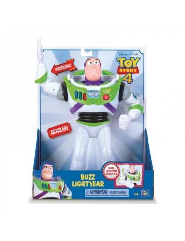 Toy Story 4 Buzz Lighyear Acción Kárate