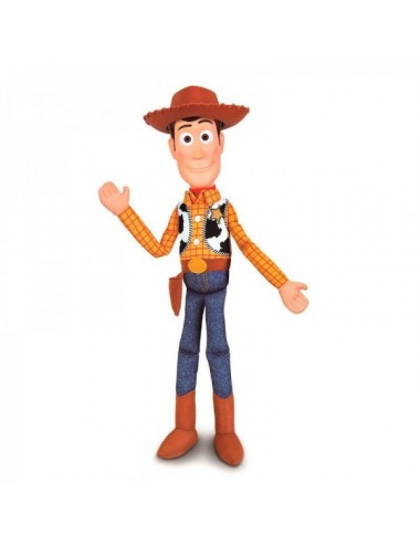 Toy Story 4 Woody El Sheriff Muñeco 40 C
