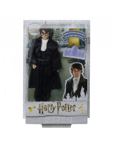 Harry Potter  Harry Potter Baile De Nav