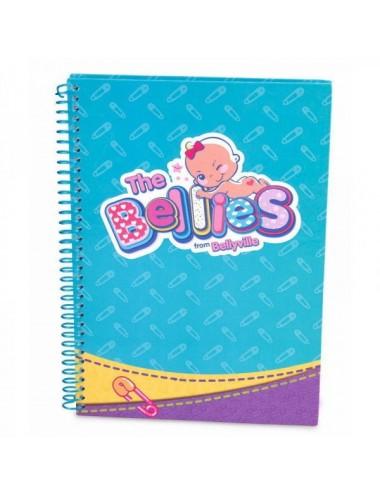 Libreta De Las Bellies