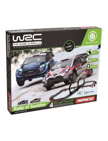 Wrc Rally Sweden Wireless Ninco