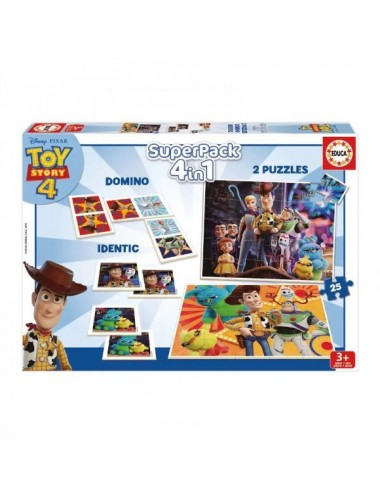 Puzzle Superpack Toy Story Educa