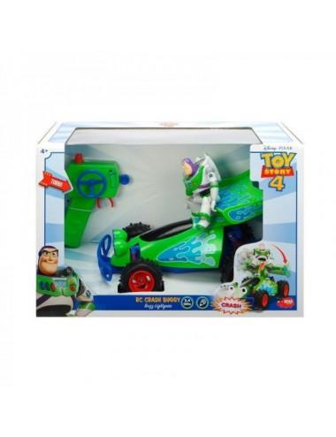 Toy Story 4  Buggy Radiocontrol Con Fig